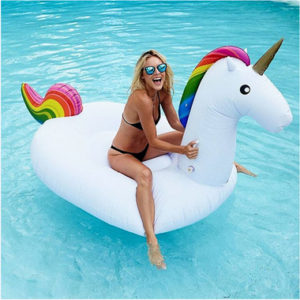 Unicorn Pool Floaty from Gamiss